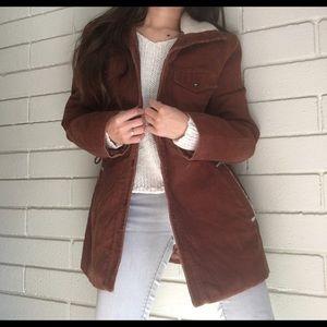 🍁🍁Vintage Kenneth Cole Winter Warm Trendy Jacket